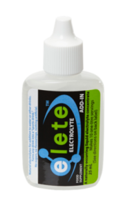 Elete 25ml pocket bottle makes 10x1L servings